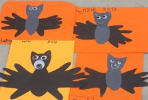 Crafts- Halloween  / by Ashley Jaquess Millis