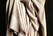 Sluter / Storia dell'Arte Scultura  14° sec. Claus Sluter  1340-1405