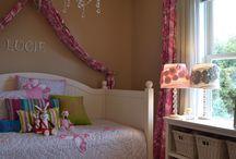 Girl  room, PA, U.S.A. 2013 / Girl's Room