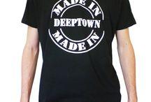 T-shirt Deeptown / Deeptown First Collection