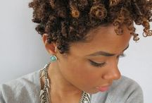 All Things Natural: I Love My Kinks, Curls, Coils, Twists, & Braids / by Chantrell Carter