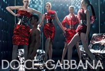 Dolce & Gabbana / Which campaign of Dolce & Gabanna do you love the most? Join us & pin it!