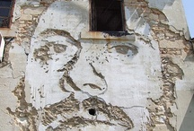 Street Art / There's some amazing art out there, making our streets a litle less dull and ugly.