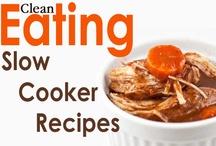 Clean eating crockpot / by Liz Hutchings Coleman