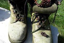 Garten / Schuhe