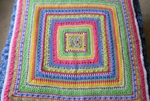 Crochet Blankets, Throws & Pillows / by Valita Reynolds