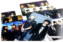 Korean Pop Star Message Card / Korean Pop Star Message Card