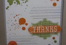 Gorgeous Grunge Card Ideas / by Laurie Graham: Avon Rep