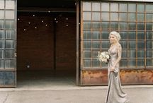 Couture Colorado City Chic Wedding at Blanc Denver by Lisa O'Dwyer Photography