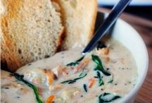Soups / by Ashley Jennings