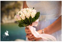 Katy and Owain's gorgeous Zante wedding day / A selection of stunning photographs from Katy and Owain's special day. The couple married on Cameo Island followed by a reception at Agios Sostis on the 26th of July 2015.
