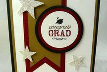 grad and congrarulations