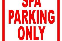 Spa & Salon / All Signs related to the spa & salon industry