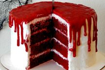 red velvet cake i love it