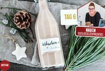 Essen und trinken Weihnachten