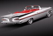 Cars, Chevrolet