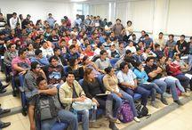 Entrega de Becas Manutención. / El día 5 de febrero los estudiantes de esta casa de estudios recibieron el apoyo de las Becas Manutención, antes PRONABES.