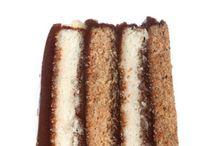 Recipes - Desserts - Let them eat cake!