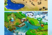 Social games journey maps