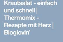 Krautsalat Thermomix
