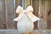 Christmas Ornaments. / #DIY Christmas Ornaments