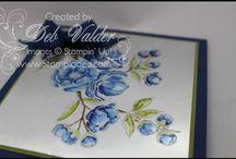 Cards : Deb Valder