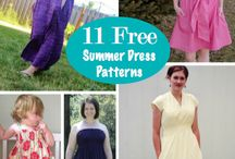 Adult sewing patterns