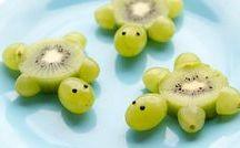 Obst/Gemüsefiguren für Kinder