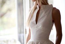 Little white dress / by Martha Gannon