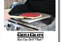 You Can Grill That!™ / Keep your kitchen clean. Grill your entire dinner plate outside, including dessert! YES, you can grill that!
