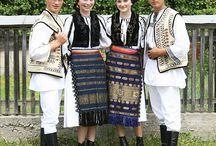 Traditional Romania