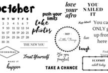 Blogtober / Its all about my October blog posts, hope you like my pins.