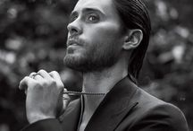⚫Jared Leto<3 / Handsome Jared...great singer and actor!!!