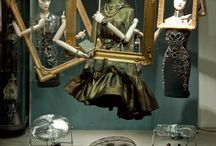 Visual Merchandising / Inspiring Shop Windows and Interior Decor
