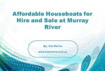 Houseboats Murray River