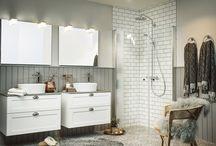 Lagan - Front Frame Badrumsmöbler / En serie att tycka om, oavsett smak och personlighet. Lagan har något för alla. Stilrena möbler som är lätta att kombinera för att passa badrummet. Lagan Frame har en klassisk ramfront och finns i vit lack.