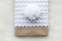 Brown paper packages... / wrapped up in string, these are a few of my favourite things / by Melissa Shoesmith