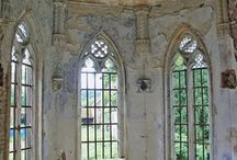 Abandoned Castles and mansions