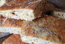 BANTING BREAD AND SAVOURY TREATS