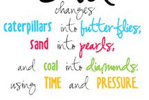 Quotes I really like!