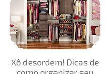 Personal Organizer / Dicas sobre organização de ambientes residenciais e comerciais