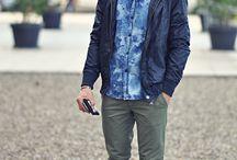 Alessio Convito - Fashion Blogger / for Leopoldo Colibrì
