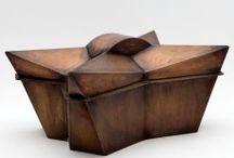 Vlastislav Hofman (1884 - 1964) / Nábytek, keramika a sklo, navržené v letech 1911 - 1920 pro družstvo Artěl
