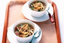 Soups and Stews / We've got your bowl covered to keep you warm all year long