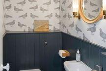 Small bathroom inspiration