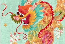 Chinese New Year / Celebrating the Chinese New Year! / by Lady Rosabell