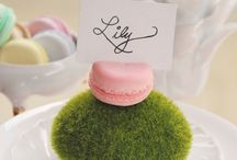 Place Cards, Escort Cards, and Table Numbers