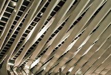 { railway station interiors }