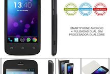 SMARTPHONES ANDROID DUAL SIM  / Smartphones android