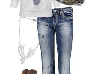 Cute clothes / Dressing for the occasion